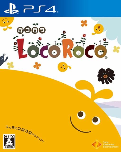 LocoRoco 【中古】 PS4 ソフト PCJS-50021 / 中古...