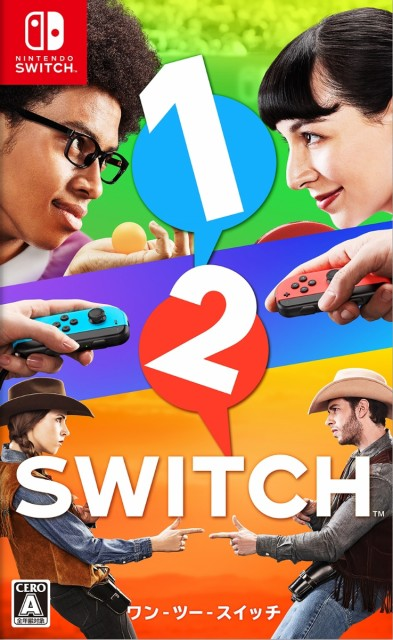 1-2-Switch Nintendo Switch ソフト HAC-P-AACCA ...