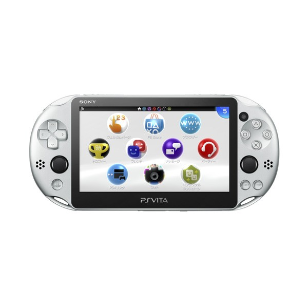 PlayStation?Vita Wi-Fiモデル(PCH-2000シリーズ...