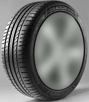 PIRELLI DRAGON SPORT 225/45R18 【2254518tire-p...