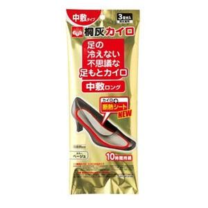 【メール便OK】桐灰化学 足の冷えない不思議な足...