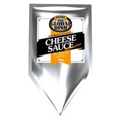 ハインツ チーズソース レッドチェダー 300g