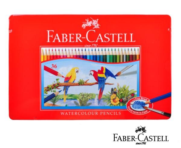 ファーバーカステル Faber-Castell 水彩色鉛筆セ...