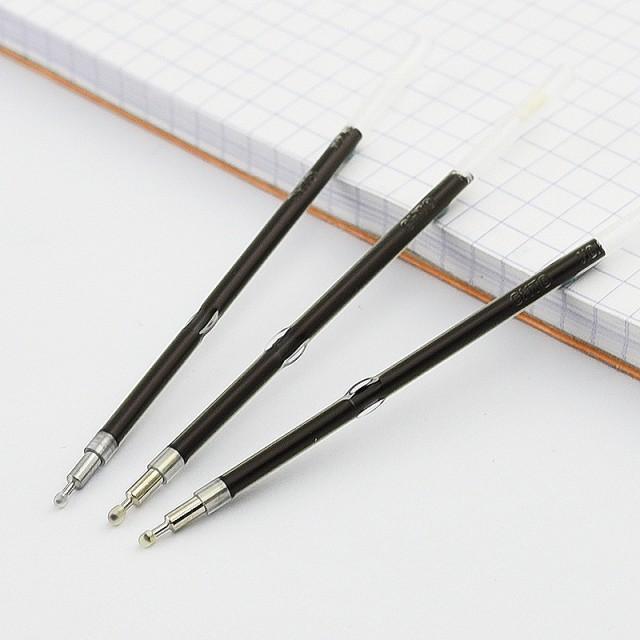 オート OHTO 消耗品 油性ボールペン替芯 クロ 0.3...