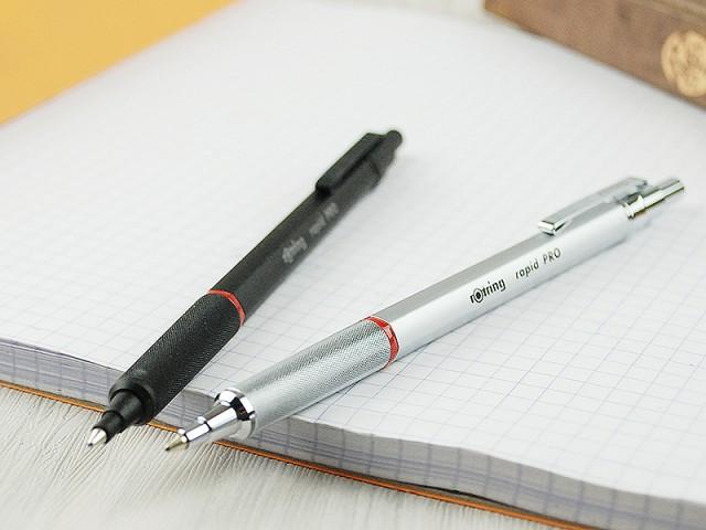 ロットリング ROTRING ラピッドプロ ボールペン ...