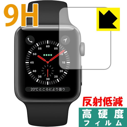 Apple Watch Series 3 42mm用 PET製フィルムなの...