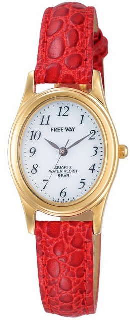シチズン Q&Q 腕時計 FREE WAY ソーラー電源 アナ...