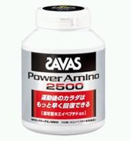 【送料無料!!】  【ザバス】パワーアミノ 2500 ...