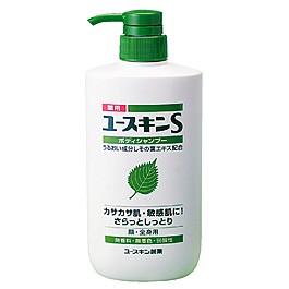 【ユースキン製薬】薬用ユースキンS ボディシャ...