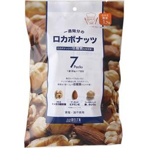ロカボナッツ 30g×7袋