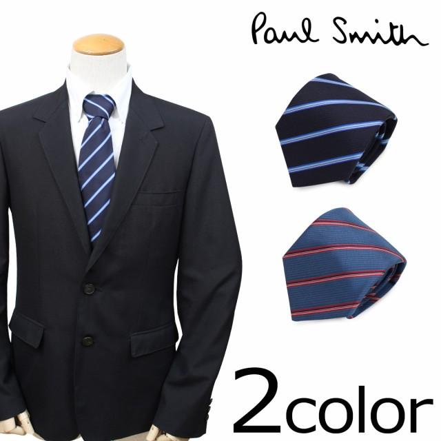 ポールスミス ネクタイ シルク メンズ Paul Smith イタリア製 ビジネス 結婚式 ギフト