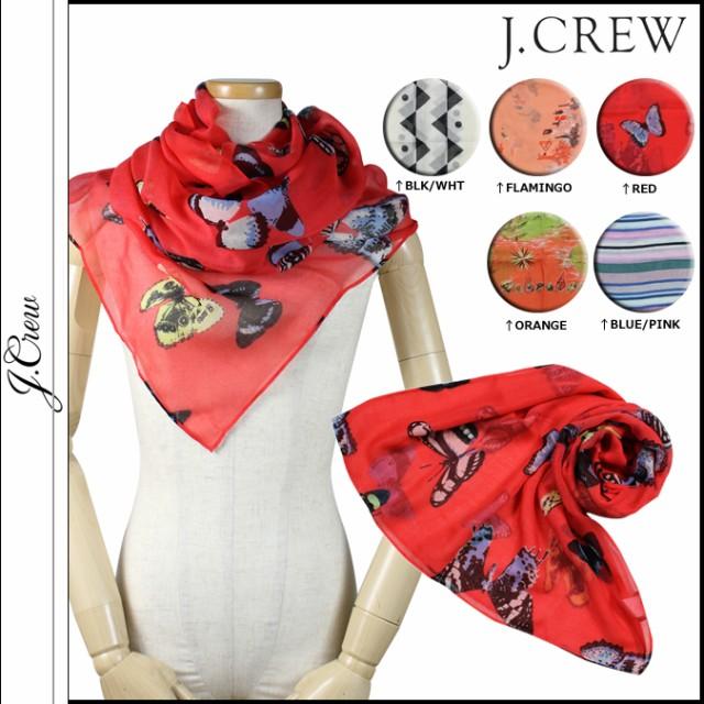 ジェイクルー J.Crew スカーフ ストール レディー...