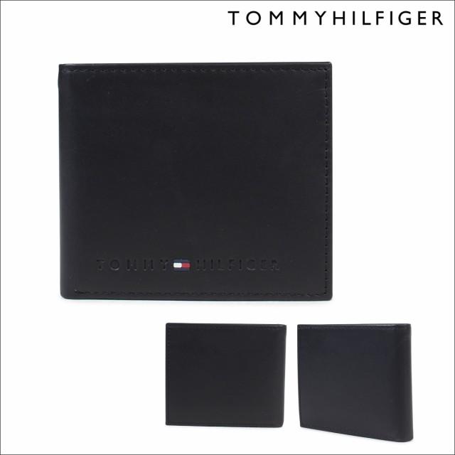 トミーヒルフィガー 財布 TOMMY HILFIGER 二つ折...