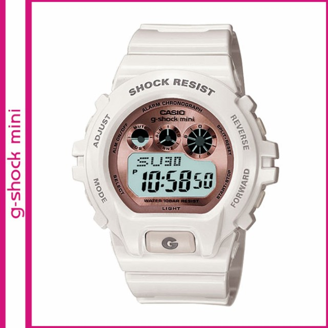 カシオ CASIO g-shock mini 腕時計 GMN-691-7BJF ...