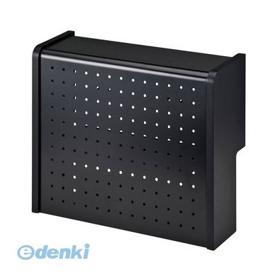 サンワサプライ [CB-BOXS5BKN] ケーブル&タップ収納ボックス 2段タイプ ブラック CBBOXS5BKN