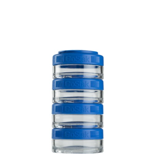 ■BlenderBottle■ GoStak 40cc 4Pak -Blue-/ブレ...