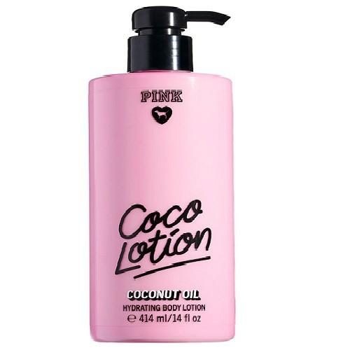 Victoria's Secret PINK COCO LOTION COCONUT OI...