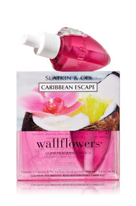Bath&Body Works carribean escape wallflower re...