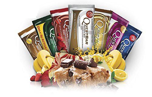 【お試し18本セット】Quest Bar Nutrition Protei...