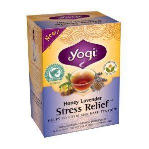 Yogi Tea ヨギティー ハニーラベンダーストレス ...