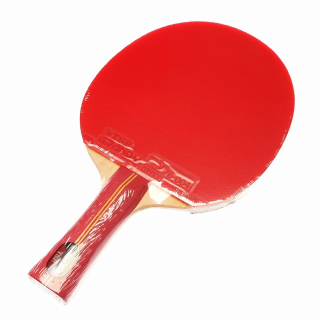 ティーエスピー 初心者シェークセット貼り合わせ 卓球 ラケット(競技用) (26169)