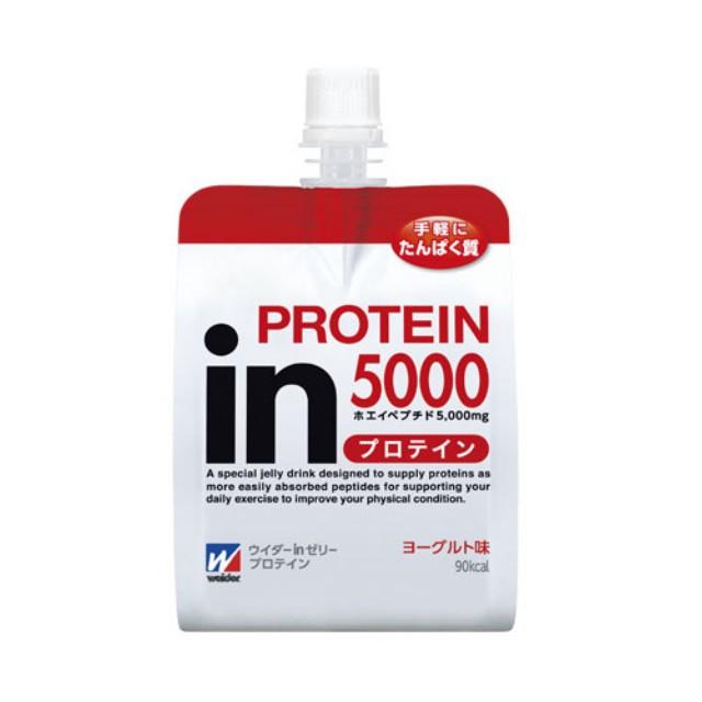 ウイダー inゼリー プロテイン ヨーグルト味 (C6...