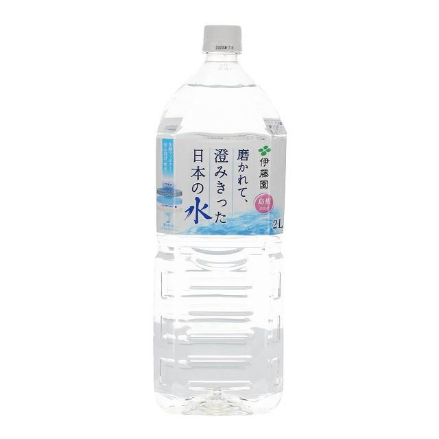 日本の水 2L 島根 (18904) 水