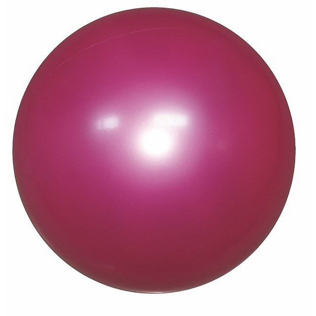 トイボール 8インチ カラフルボール PINK (77283P...