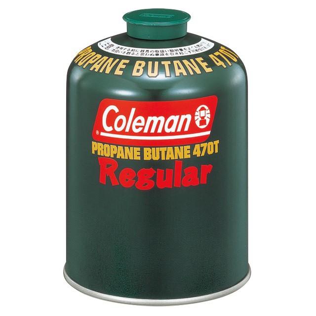 コールマン 純正LPガス Tタイプ 470G (5103A470T...