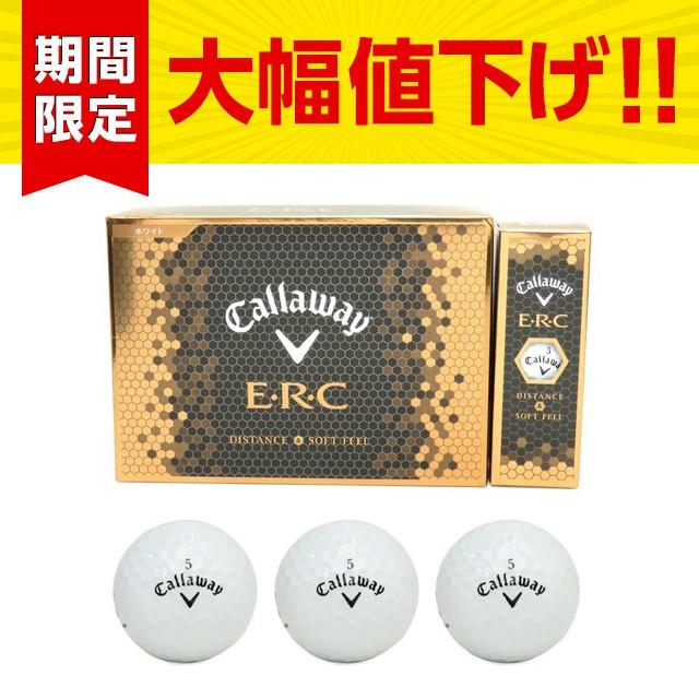 キャロウェイ E R C ゴルフ ボール 1ダース 12個...