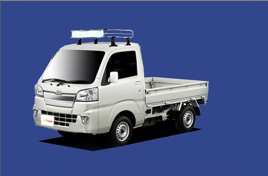 ★TUFREQ ルーフキャリア ピクシストラック S500U...