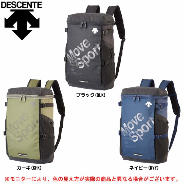 DESCENTE(デサント)スクエアバックパック(DAC8...