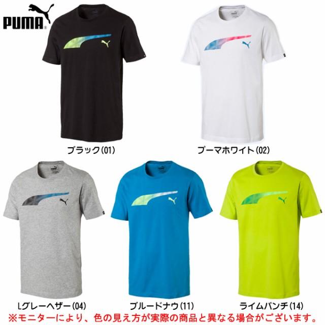 PUMA(プーマ)メンズコットンTシャツ(592720)...