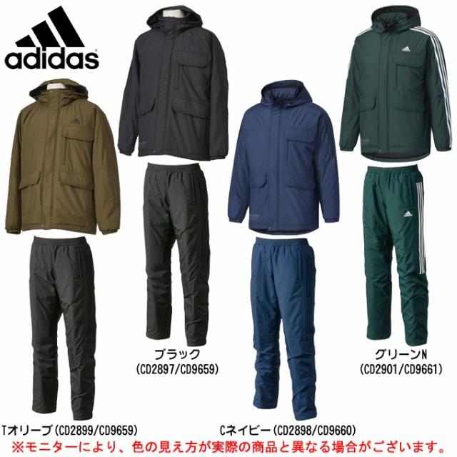 07075af79ab0e4 adidas(アディダス)M adidas 24/7 中綿 ウインドブレーカー 上下セット(DUQ95