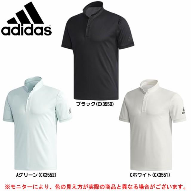 adidas(アディダス)M4T スタンドカラー ポロシャ...