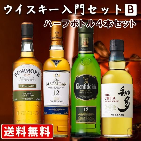 飲み比べ 送料無料 ウイスキー 入門セットB 35...