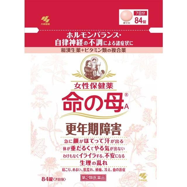 【第2類医薬品】小林製薬命の母A 84錠【2個セッ...