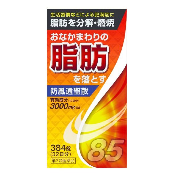 【第2類医薬品】防風通聖散料エキス錠「東亜」384...