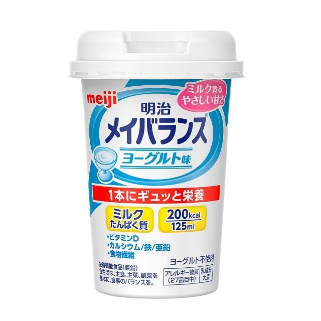 明治 メイバランス Miniカップ ヨーグルト...
