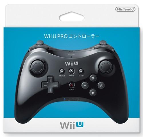 【即納★新品】任天堂 Wii U PRO コントローラー ...