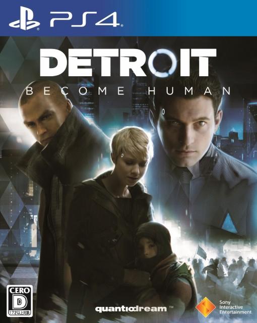 【発売日前日出荷★新品】PS4 Detroit:Become Hum...