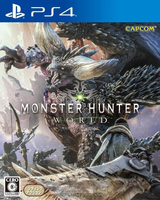【即納★新品】PS4 モンスターハンター:ワールド...