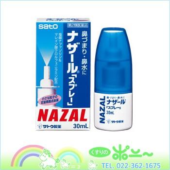 【送料無料!】ナザール「スプレー」〈ポンプ〉30...
