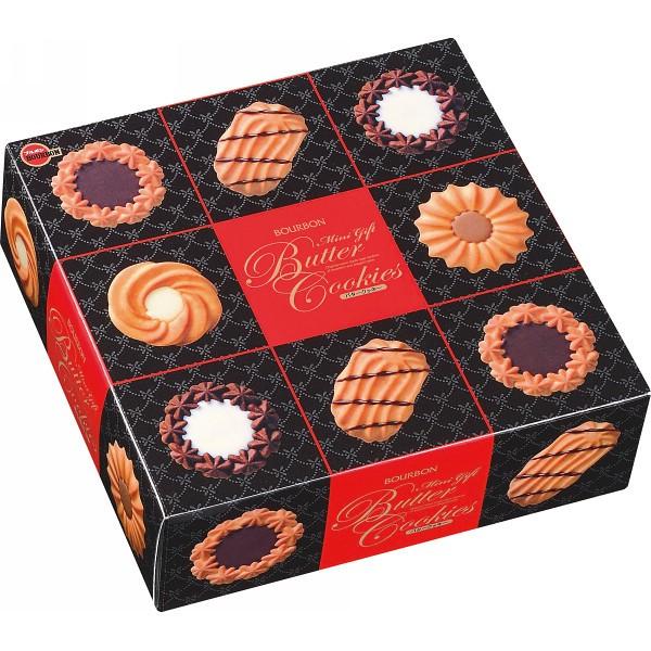ブルボン ミニギフトバタークッキー缶 (A5-60)[...