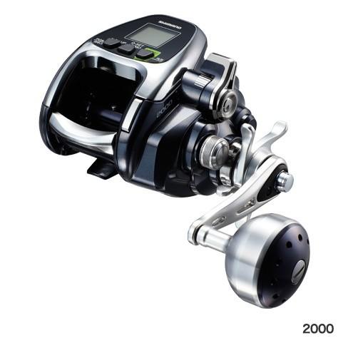 シマノ 16フォースマスタ− 2000