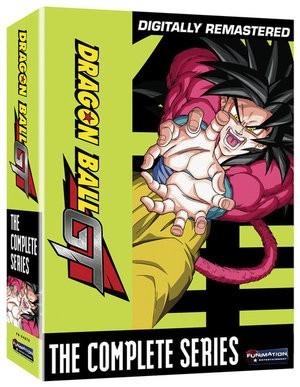 ドラゴンボール GT (デジタルリマスター) 再販版 ...