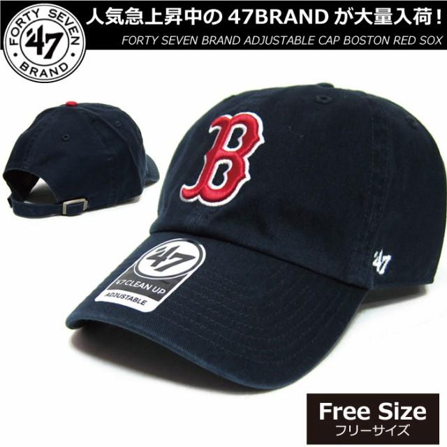 47BRAND キャップ レッドソックス BOSTON RED SOX...