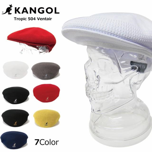 カンゴール ハンチング KANGOL キャップ TROPIC 5...