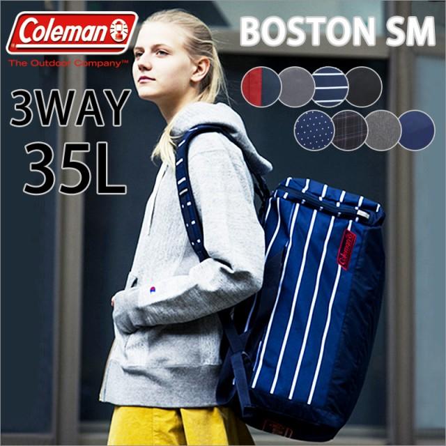 Coleman COLORS 3WAYBOSTON SM コールマン カラー...