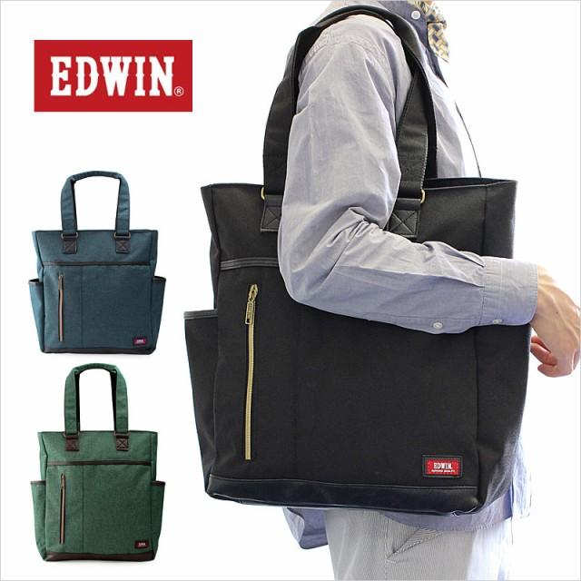 エドウィン EDWIN トートバッグ 0411291